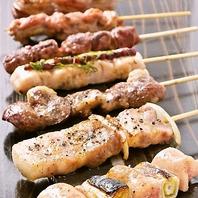 鶏・豚・牛串などなど、その他にも串が盛りだくさん!!