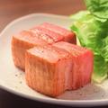 料理メニュー写真・ ベーコンステーキ