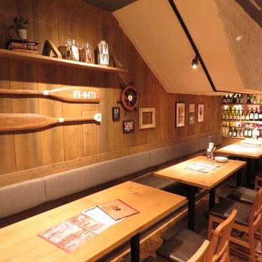 BISTRO CHICKEAT ビストロ チキート 静岡呉服町店の雰囲気1