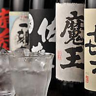 お料理に合うマッコリや日本酒など種類充実♪
