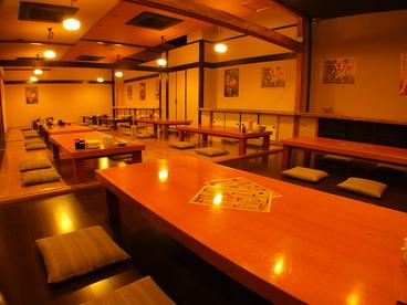 元祖居酒屋 一番星 武蔵ヶ丘店の雰囲気1