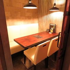 デートや女子会にぴったり♪雰囲気のいい個室は誕生日会をはじめ、どんなシーンにも最適!