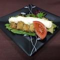 料理メニュー写真大山鶏チキン南蛮