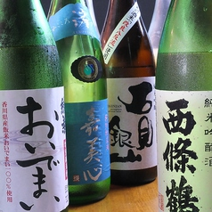 お酒の種類も豊富にそろえてます。御重との相性も◎♪