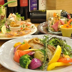 魚とお野菜のイタリアン アルバータ KARASUMAの写真