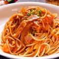 料理メニュー写真トマトのパスタ