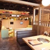 焼肉&ステーキ ハングリーモンスターの雰囲気2
