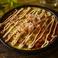 料理メニュー写真山芋鉄板焼き(お好み焼き風)