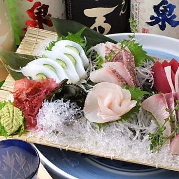 日本料理 海とのおすすめ料理1