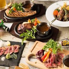 MAISON NEW YORK KITCHEN 肉 BISTRO 新橋駅前店のおすすめ料理1