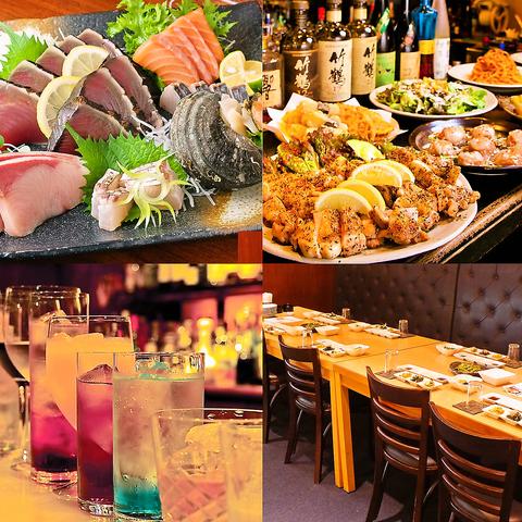 昼はランチに夜カフェも♪女子会や会社宴会でも人気★2Fは最大50名様まで宴会が可能