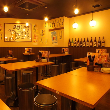 ぶっちぎり酒場 渋谷宮益坂店の雰囲気1
