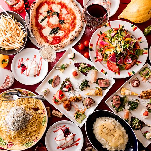 【大船】薪釜で焼く本格ピッツアが食べれるのは「ドルチェヴィータ」だけ!