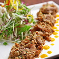 料理メニュー写真牛肉サラダ