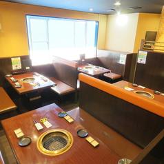 焼肉ダイニング カルビ庵 伊丹店の雰囲気1