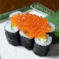 料理メニュー写真細巻き寿司 いくらかっぱ
