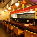 ランチ800円~/本格中華食べ放題コース2500円~/食べ飲み放題コース3700円~。貸切は30名~50名様までご対応いたします。お気軽にお問い合わせください。