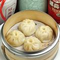 料理メニュー写真小龍包(4個)
