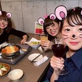 楽しい女子会記念日会など、ぴったりです。フォトジェニックなお料理をお楽しみください!!