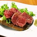 料理メニュー写真A4和牛ステーキ