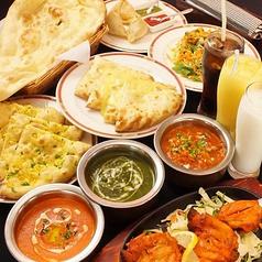 インドネパールレストラン TAJ タージの写真