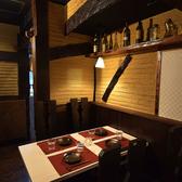女性に人気♪ちょっとしたバルのような雰囲気の空間です♪ テーブル席は2名様からご予約頂けます♪浜松での宴会・女子会・合コン等お任せ下さい!
