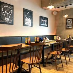 BURGERS CAFE GRILL FUKUYOSHI バーガーズ カフェ グリルフ クヨシ 橋本店の雰囲気1