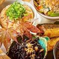 和モダンな空間で、京料理をお楽しみ頂けます☆