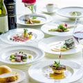料理メニュー写真月替わりのおすすめディナーコース