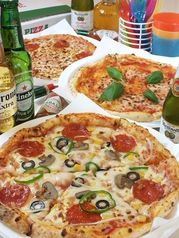 MAMAS PIZZAの画像