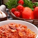 美味しさの秘密…それはこだわりのトマト