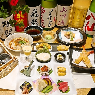 くずし割烹 天ぷら 竹の庵 東銀座店のおすすめ料理1