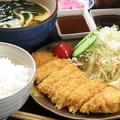 料理メニュー写真トンカツ定食