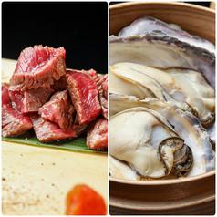 クラシック肉と貝の写真