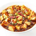 料理メニュー写真四川風マーボー豆腐