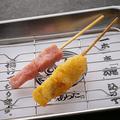 料理メニュー写真《肉串人気No.3》豚