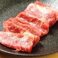 料理メニュー写真特選さくら肉
