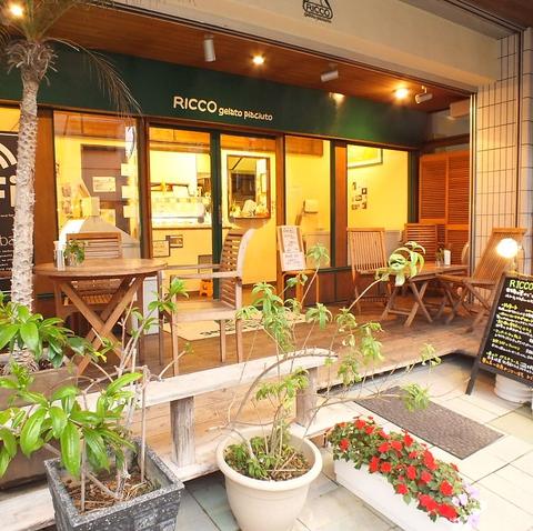 リッコジェラート・宮古島本店