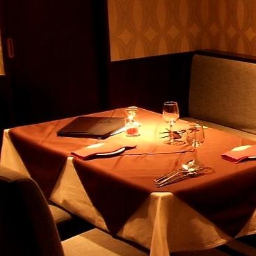 リストランテ ドゥエ ristorante DUEの雰囲気1
