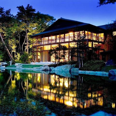 日本らしさを感じる場所がここにはあります!日本の美を感じながら・・・
