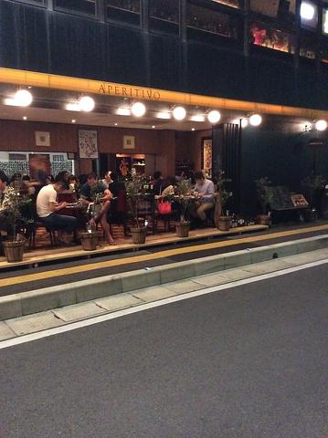 姪浜駅から徒歩1分!気軽にご飯とお酒が楽しめるイタリアンバール♪