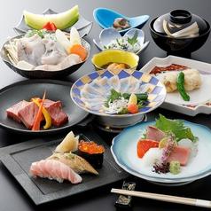 寿司と酒 十六夜のコース写真