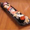 料理メニュー写真ジャンボ寿司