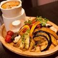 料理メニュー写真アカリのバーニャカウダ