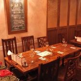 【2~6名様】急な人数変更にも柔軟に対応できるテーブル席。同僚との飲みやデートはもちろん、女子会・合コンなどにおすすめです!
