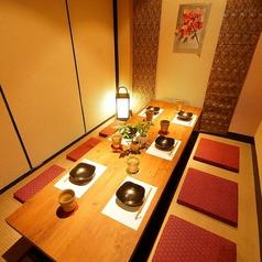 【6名様向け個室】合コンや女子会に最適な小規模個室になります。小規模な宴会にもご利用いただけます!食べ飲み放題プランや宴会コースなど様々なプランをご用意いたしておりますので人数やご予算に合わせてお選びください。三宮で宴会個室をお探しの際は「さんぱち家」をご検討ください!