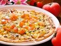 料理メニュー写真オリジナルピザ ~トッピングメニューから4種類