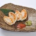 料理メニュー写真仙台笹かまぼこ 炭火炙り(4枚)