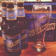 クラフトビール blue moon