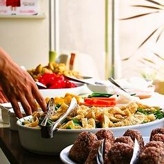 ヤッファオーガニックカフェ YAFFA ORGANIC CAFEの雰囲気3